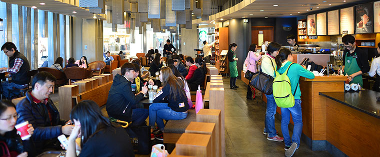How a sustainable supply chain has contributed to Starbucks success