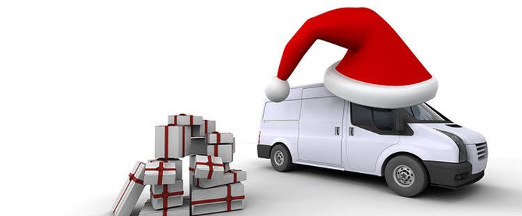 On-time Delivery on Christmas
