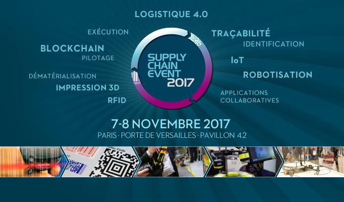 Supply Chain Event: 7th-8th November Paris