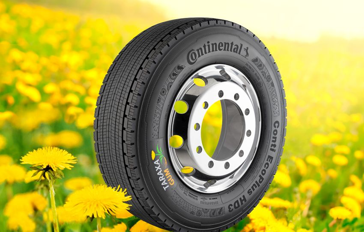 Continental Opens Research Lab for Dandelion Rubber