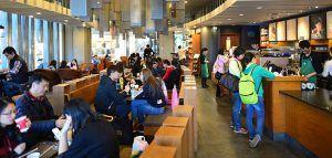 Cómo una cadena de suministro sostenible ayuda al éxito de Starbucks