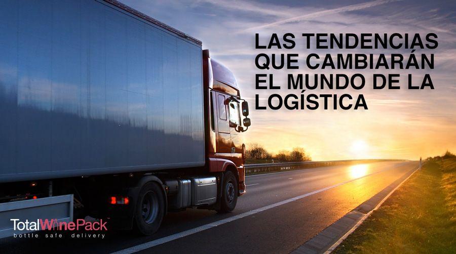 Las tendencias que revolucionarán el mundo de la logística