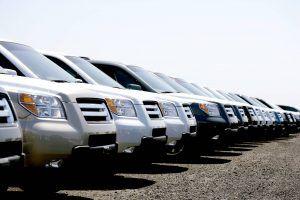 Número óptimo de vehículos de la flota