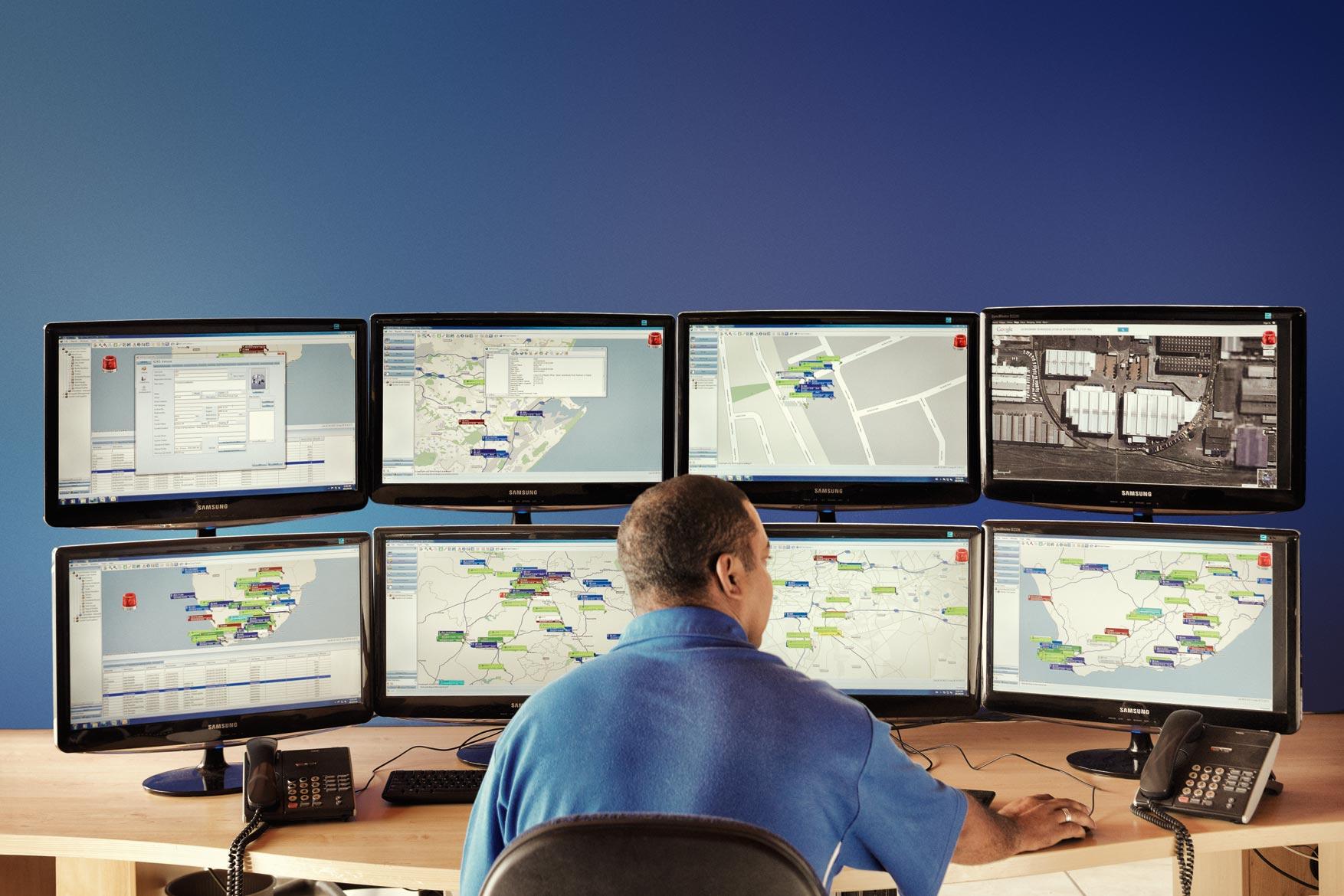 Sistema de información de la flota