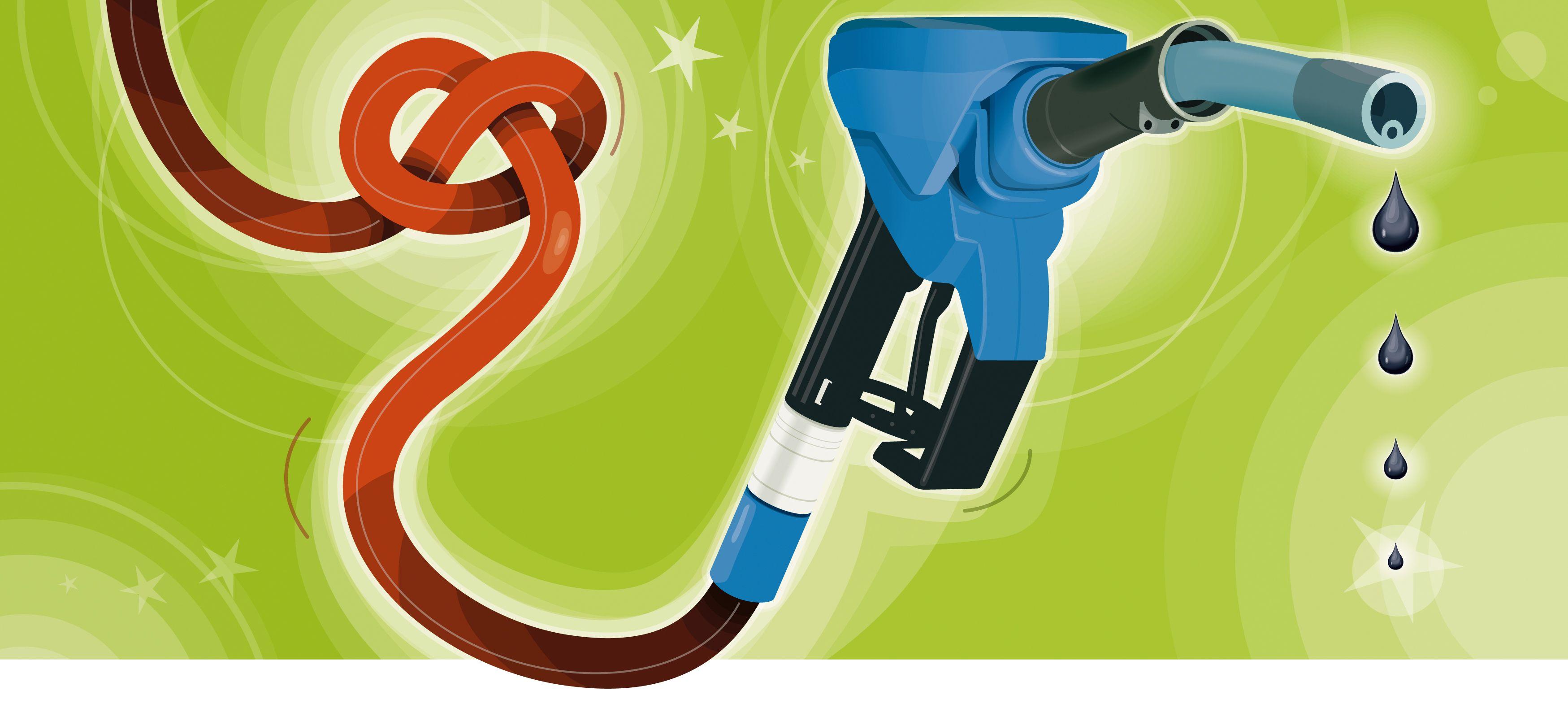 Control y reducción del consumo de combustible de la flota