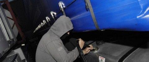 Dossier robos en el transporte