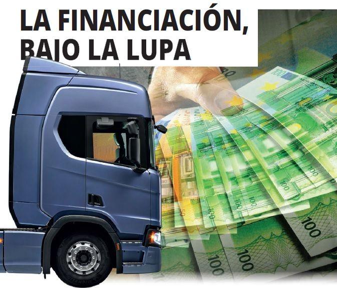 Especial dossier y análisis de la financiación en el transporte en España de 16 páginas