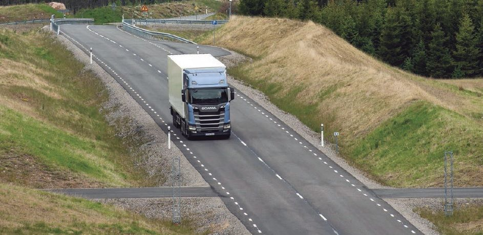 Leve mejora de la rentabilidad del transporte