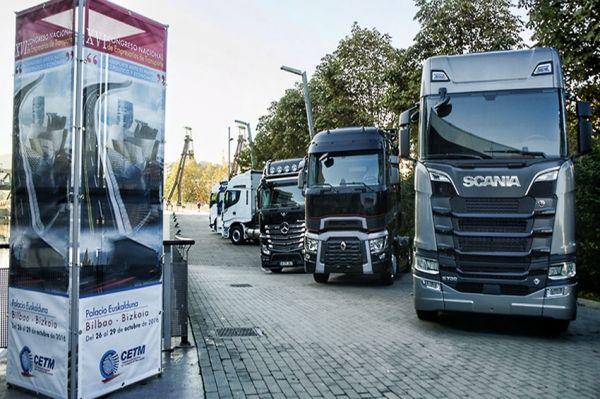 Las empresas de transporte expondrán sus productos y soluciones en el XVII Congreso de CETM