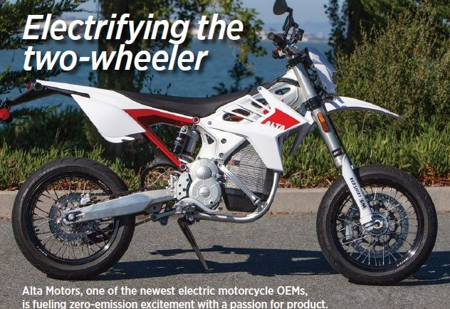 Electrifying the two-wheeler